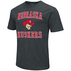 Men's Nebraska Cornhuskers Go Team Tee
