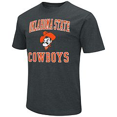 Men's Oklahoma State Cowboys Go Team Tee