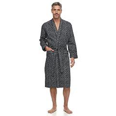 Big & Tall Residence Sateen Kimono Robe