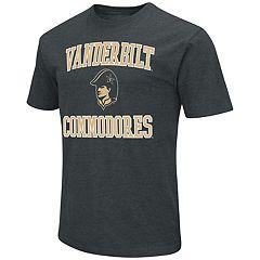 Men's Vanderbilt Commodores Go Team Tee