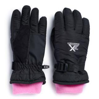 Girls 4-16 ZeroXposur Eos Ski Gloves