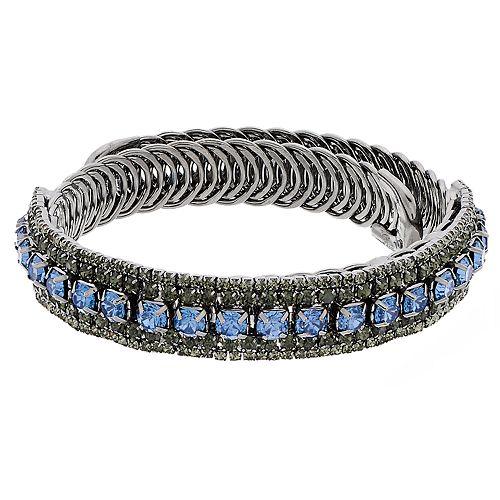 Simply Vera Vera Wang Blue Stone Cuff Bracelet