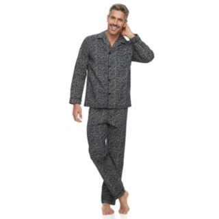 Big & Tall Residence Sateen Pajama Set