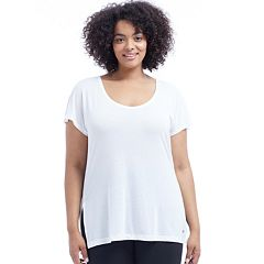 Plus Size Marika Curves Cross Back Tee