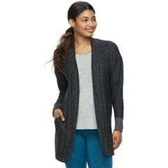 Women's Tek Gear® Long Wrap Cardigan