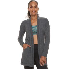 Women's Tek Gear® Long Wrap Cardigan