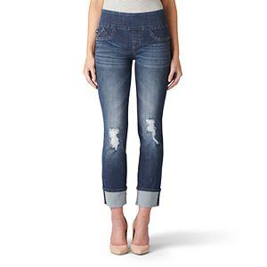 b71dbf7ff5c Women's Rock & Republic® Fever Denim Rx™ Midrise Pull-On Jean Leggings
