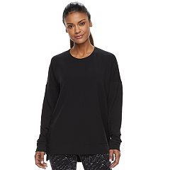 Women's Tek Gear® Mesh Back Long Sleeve Top