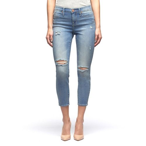 Women's Rock & Republic® Kashmiere Crop Skinny Jeans