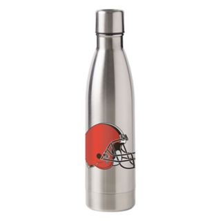 Boelter Cleveland Browns 18-Ounce Stainless Steel Water Bottle