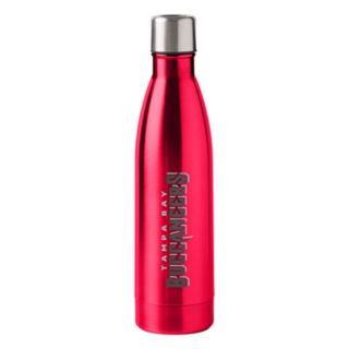 Boelter Tampa Bay Buccaneers 18-Ounce Stainless Steel Water Bottle