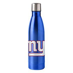 Boelter New York Giants 18-Ounce Stainless Steel Water Bottle