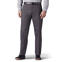 Mens Lee Performance Series Relaxed-Fit Tri-Flex No-Iron Pants Deals