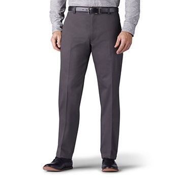 Lee Jeans Lee Men's Performance Series Relaxed-Fit Tri-Flex No-Iron Pants