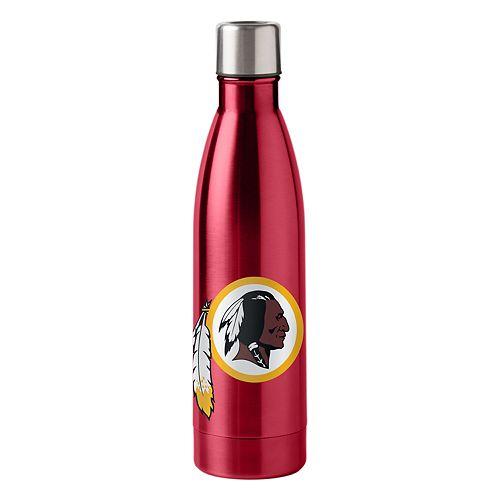Boelter Washington Redskins 18-Ounce Stainless Steel Water Bottle