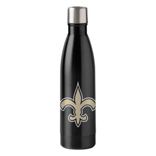 Boelter New Orleans Saints 18-Ounce Stainless Steel Water Bottle