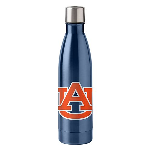 Boelter Auburn Tigers 18-Ounce Stainless Steel Ultra Water Bottle