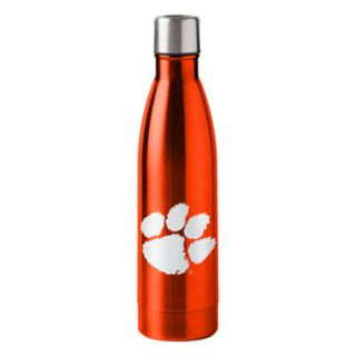 Boelter Clemson Tigers 18-Ounce Stainless Steel Ultra Water Bottle