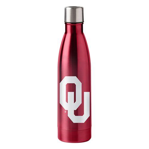 Boelter Oklahoma Sooners 18-Ounce Stainless Steel Ultra Water Bottle