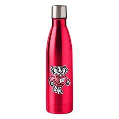Boelter Wisconsin Badgers 18-Ounce Stainless Steel Ultra Water Bottle