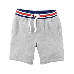Toddler Boy Carter's Pull-On French Terry Shorts