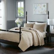 Madison Park Signature Serene 3-piece Cotton Coverlet Set