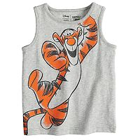 Disney's Tigger Baby Boy Heathered Graphic Tank Top by Jumping Beans®