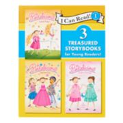 Kohl's Cares 3 in 1: I Can Read! Pinkalicious Collection