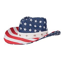 Men's Wembley Americana Cowboy Hat