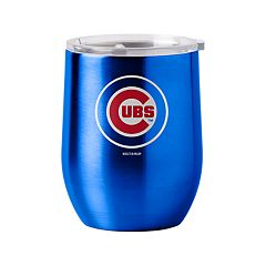 Boelter Chicago Cubs 16-Ounce Stainless Steel Cup