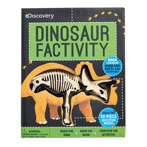 Kohl's Cares Discovery Kids Factivity Kit
