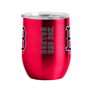 Boelter Boston Red Sox 16-Ounce Stainless Steel Cup