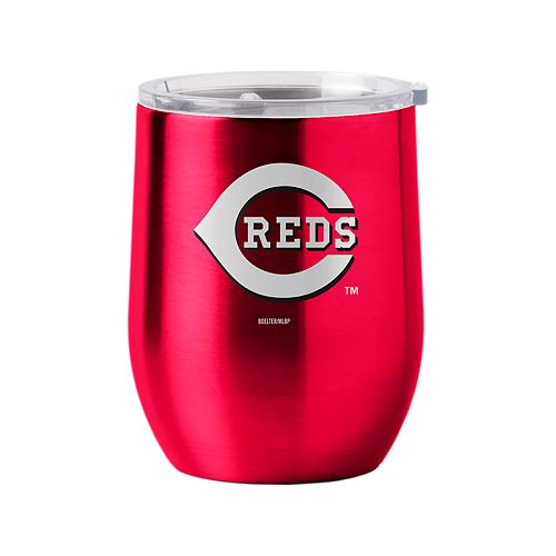 Boelter Cincinnati Reds 16-Ounce Stainless Steel Cup