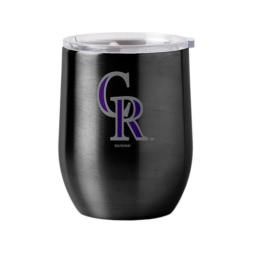 Boelter Colorado Rockies 16-Ounce Stainless Steel Cup