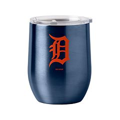 Boelter Detroit Tigers 16-Ounce Stainless Steel Cup
