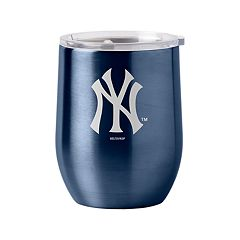 Boelter New York Yankees 16-Ounce Stainless Steel Cup