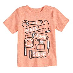 Baby Boy Jumping Beans® Tools Graphic Tee