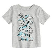 Baby Boy Jumping Beans® Dinosaurs Softest Graphic Tee