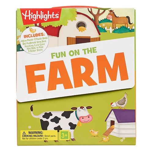 Kohl's Cares Highlights Fun on the Farm Kit