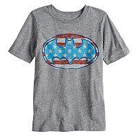 Boys 4-10 Jumping Beans® DC Comics Batman Americana Graphic Tee