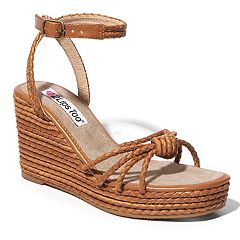 2 Lips Too Too Roz Women's Wedge Sandals