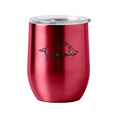 Boelter Arkansas Razorbacks 16-Ounce Stainless Steel Cup