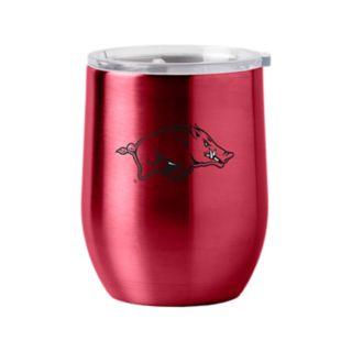 Boelter Arkansas Razorbacks 16-Ounce Stainless Steel Cup