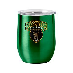 Boelter Baylor Bears 16-Ounce Stainless Steel Cup