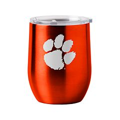 Boelter Clemson Tigers 16-Ounce Stainless Steel Cup