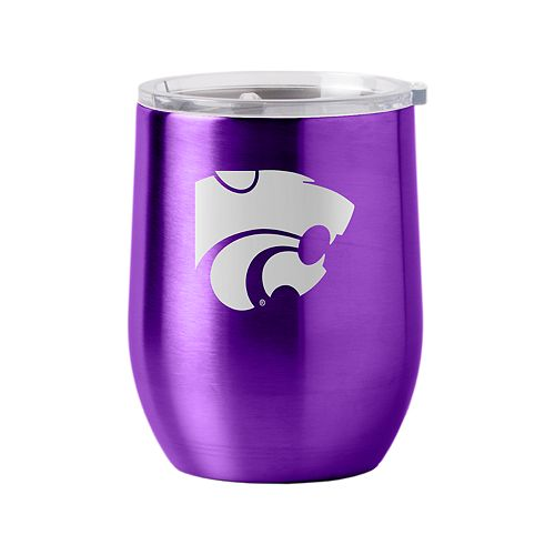 Boelter Kansas State Wildcats 16-Ounce Stainless Steel Cup