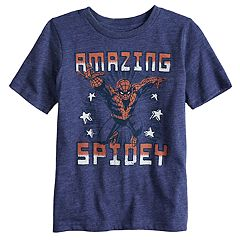 Boys 4-10 Jumping Beans® Marvel Spider-Man Americana Graphic Tee