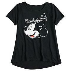 Girls 7-16 Disney's Mickey Mouse 'The Original' Graphic Tee