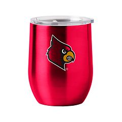 Boelter Louisville Cardinals 16-Ounce Stainless Steel Cup