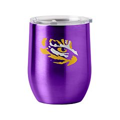 Boelter LSU Tigers 16-Ounce Stainless Steel Cup